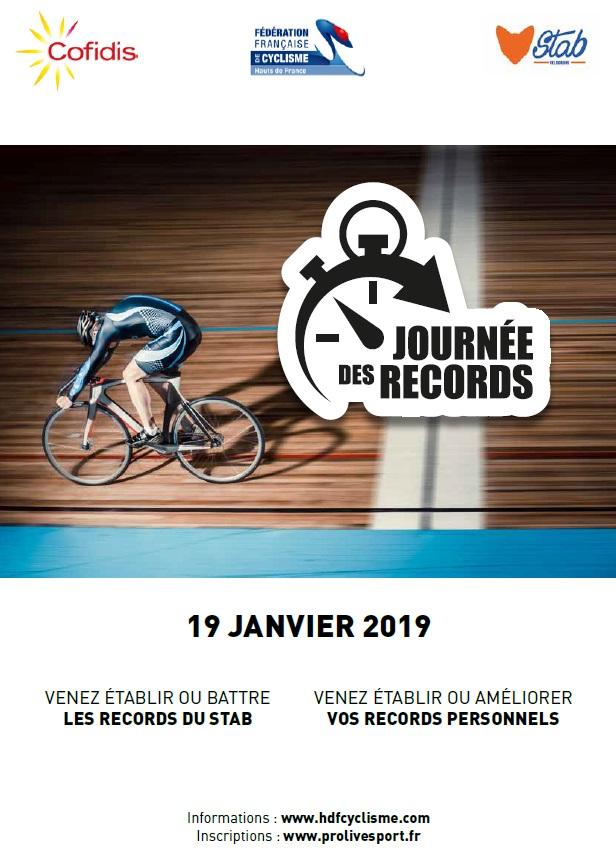 Calendrier Cyclotourisme 2019 Nord Pas De Calais.Journee Des Records Du Stab 2019 2e Edition Cyclisme