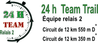 logo 24HTRAIL TEAM 2