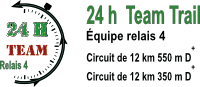 logo 24HTRAIL TEAM 4