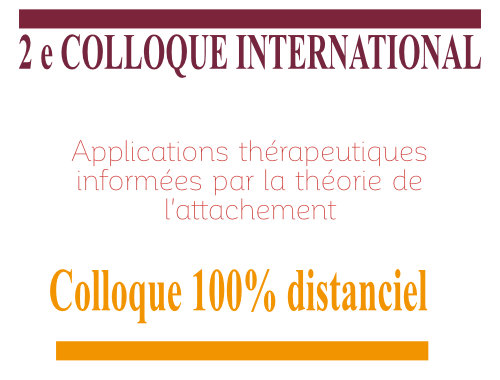 COLLOQUE INTERNATIONAL INSTITUT DE LA PARENTALITE