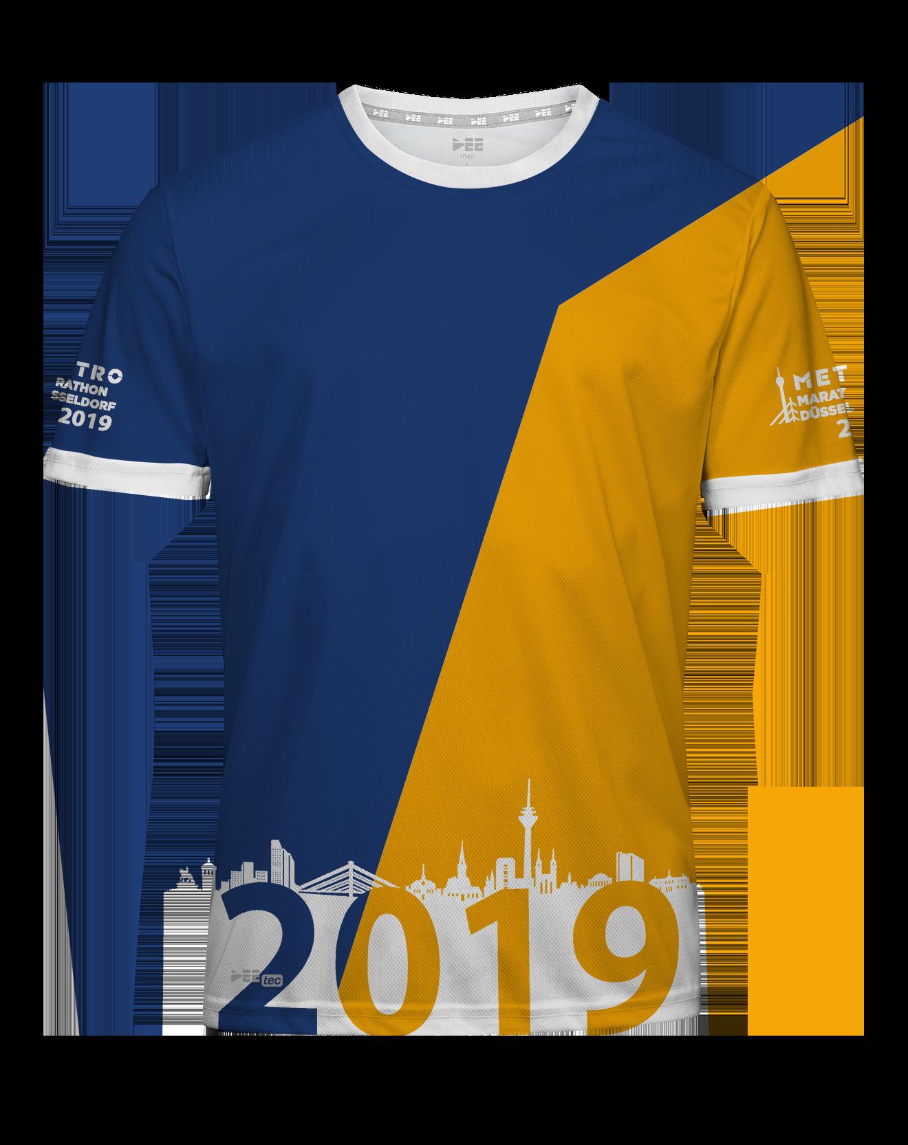 Eventshirt 2019 front